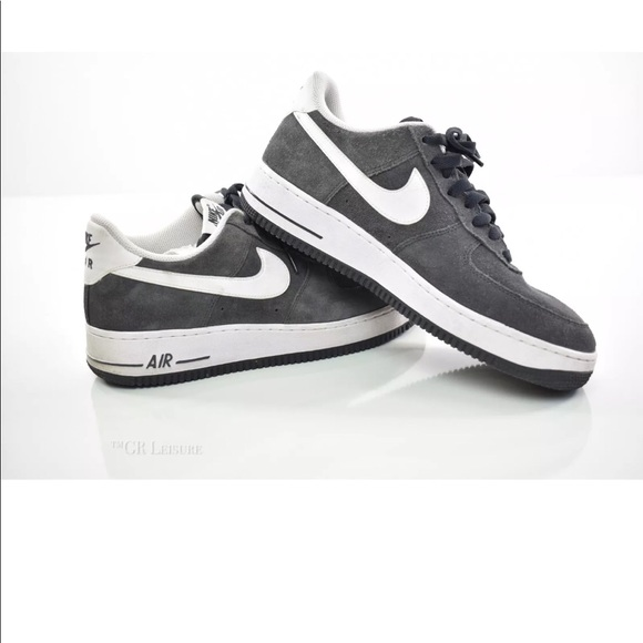 ee389e4ba NIKE AIR FORCE 1 ANTHRACITE/WHITE SUEDE 315122-067.  M_5bb3efd31b32948939ba4eb3